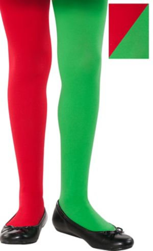 Child Elf Tights