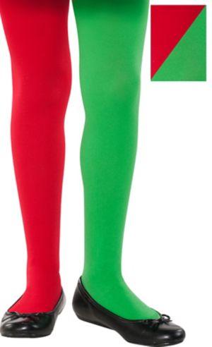 Child Elf Tights