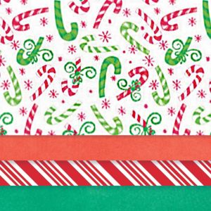 Christmas Printed Tissue Paper 30ct