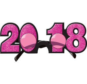 Glitter Pink 2017 Glasses
