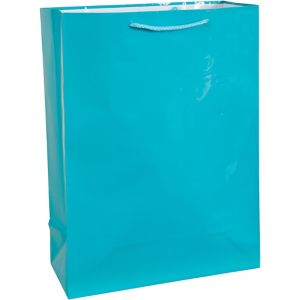 Caribbean Blue Gift Bag