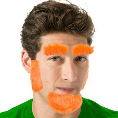 Leprechaun Facial Hair Set