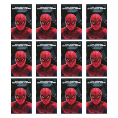 The Amazing Spider-Man Memo Pads 12ct