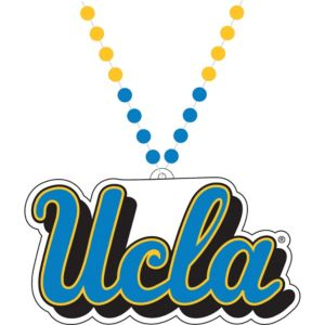 UCLA Bruins Pendant Bead Necklace