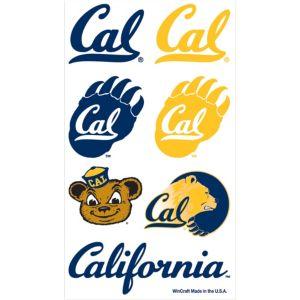 Cal Bears Tattoos 7ct