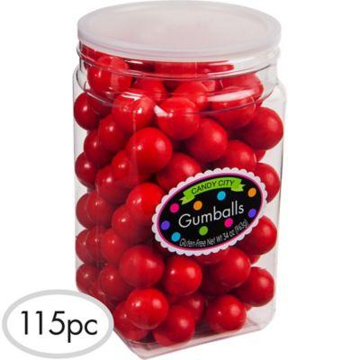 Red Gumballs 115pc