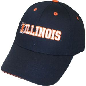Illinois Fighting Illini Baseball Hat