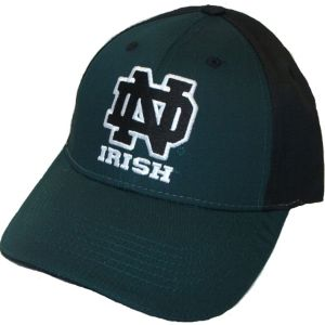 notre dame fighting baseball hat city