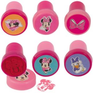 Minnie Mouse Stampers 6ct