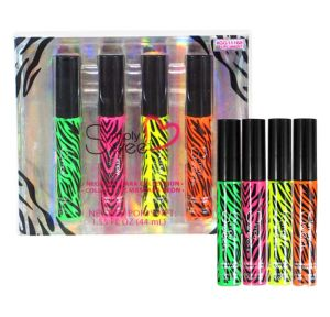 Neon Mascara Set 3ct