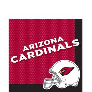 Arizona Cardinals Lunch Napkins 36ct