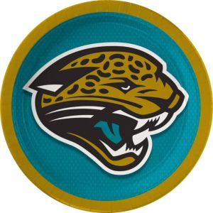 Jacksonville Jaguars Lunch Plates 18ct