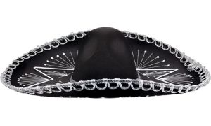 Sequined Mariachi Hat