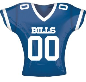 Buffalo Bills Balloon - Jersey