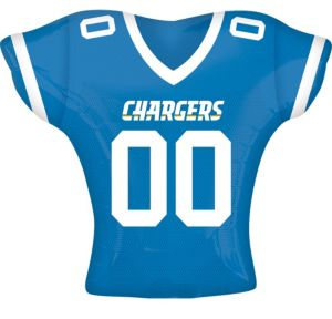 Los Angeles Chargers Balloon - Jersey