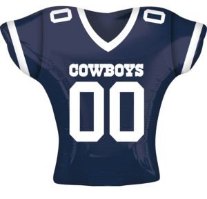 Dallas Cowboys Balloon - Jersey