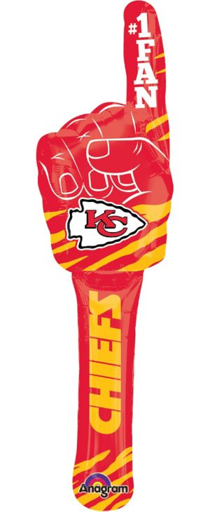 Kansas City Chiefs Inflatable Spirit Stick