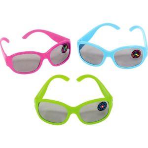 Neon Doodle Sunglasses