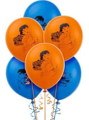 Go, Diego, Go! Balloons 6ct