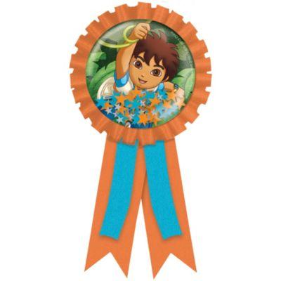 Go, Diego, Go! Award Ribbon