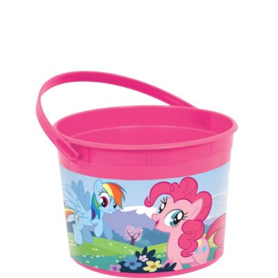 My Little Pony Favor Container 4in