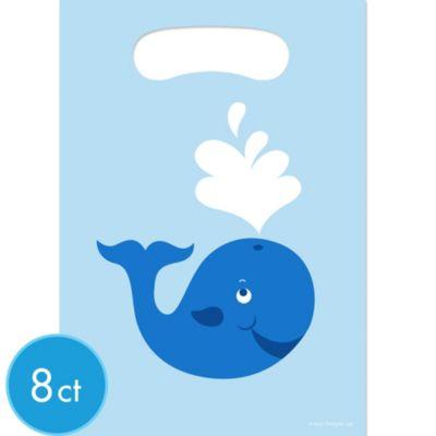 Ocean Preppy Favor Bags 8ct
