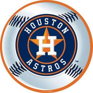 Houston Astros Cutout