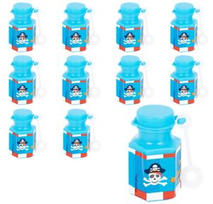 Pirate's Treasure Mini Bubbles 48ct