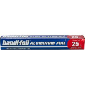 Aluminum Foil 25ft