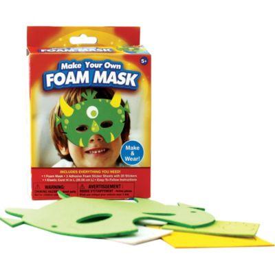 Foam Mask Craft Kit