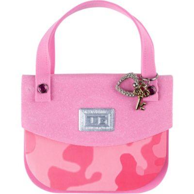 Pink Camouflage Handbag Notepad