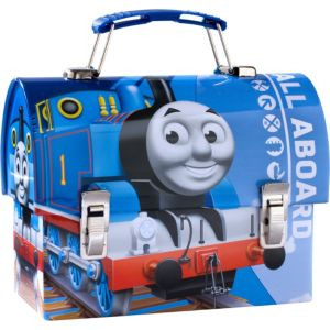 Mini Thomas the Tank Engine Tin Box
