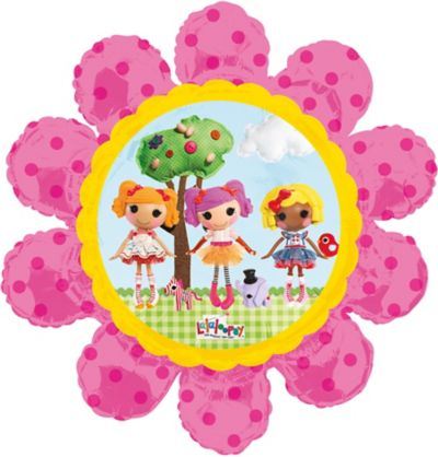 Lalaloopsy Balloon - Flower