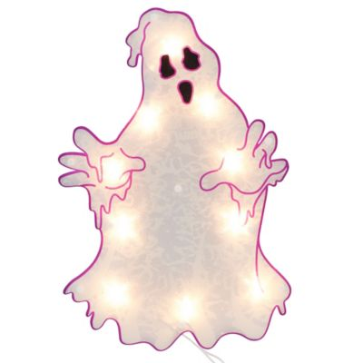 Light-Up Shimmer Ghost