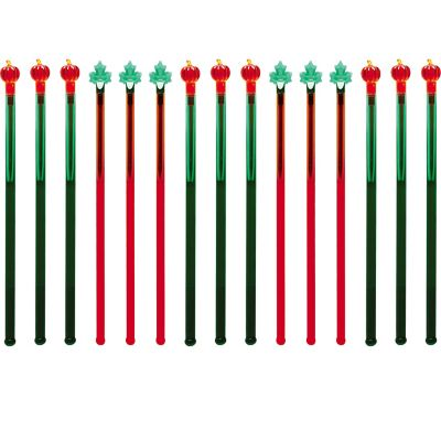 Plastic Autumn Stirrers 20ct