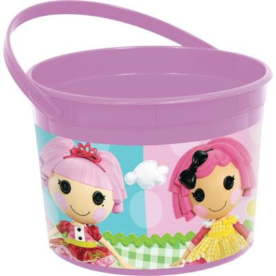 Lalaloopsy Favor Container 4in