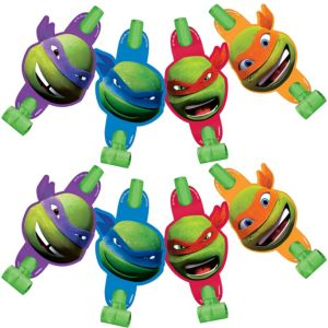 Teenage Mutant Ninja Turtles Blowouts 8ct