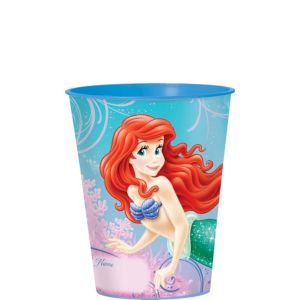 Little Mermaid Favor Cup