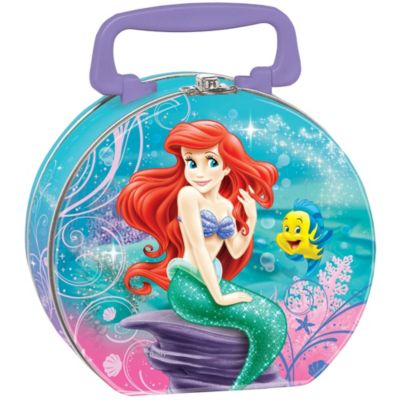 Little Mermaid Tin Box