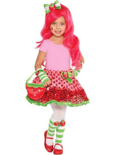 Child Strawberry Shortcake Accessory Kit