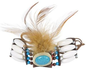 Native American Beaded Armband