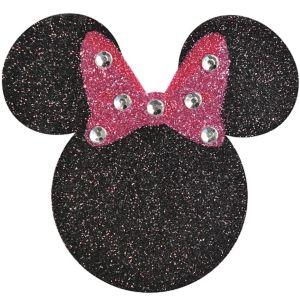 Glitter Minnie Mouse Body Jewelry