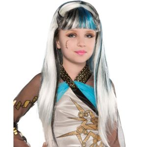Child Monster High Frankie Stein Wig Supreme II