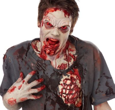 Get Your Zombie On Rib Pack