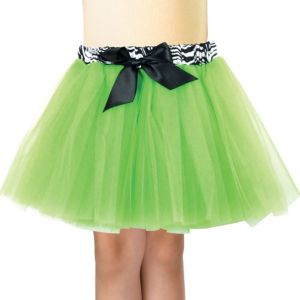 Girls Green Fashion Tutu