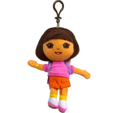 Clip-On Dora Plush