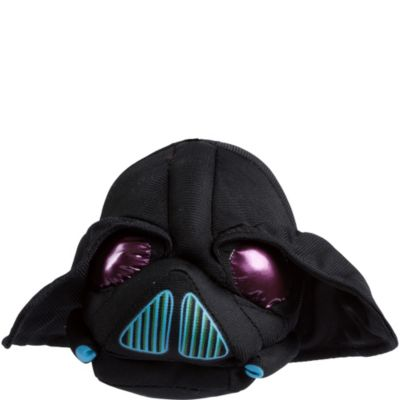Clip-On Darth Vader Angry Birds Plush