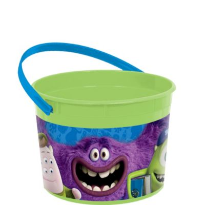 Monsters University Favor Container 4in
