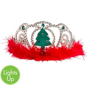 Light Up Christmas Tiara
