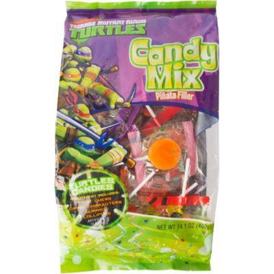 Teenage Mutant Ninja Turtles Pinata Filler 58pc